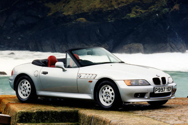 BMW Z3 M I (E36) 1996 - 2000 Coupe #1