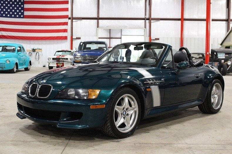 BMW Z3 M I (E36) 1996 - 2000 Coupe #3