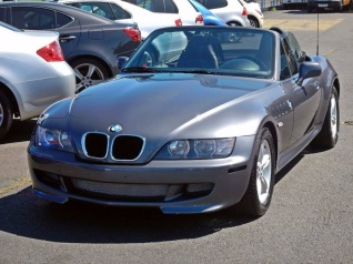BMW Z3 M I Restyling (E36) 2000 - 2002 Coupe #5