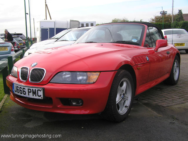 BMW Z3 M I Restyling (E36) 2000 - 2002 Coupe #7