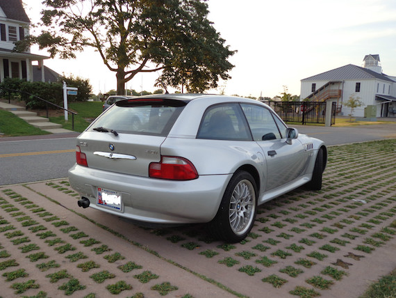 BMW Z3 M I Restyling (E36) 2000 - 2002 Coupe #1