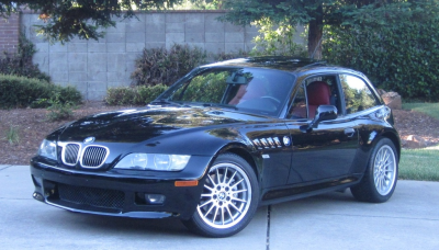BMW Z3 M I Restyling (E36) 2000 - 2002 Coupe #4