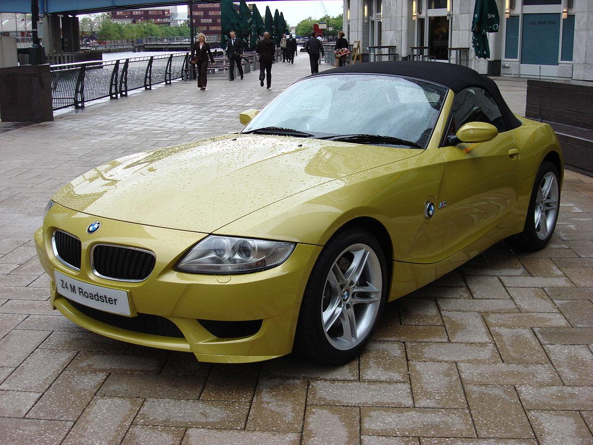 Bmw Z4 I E85 E86 2002 2005 Roadster Outstanding Cars