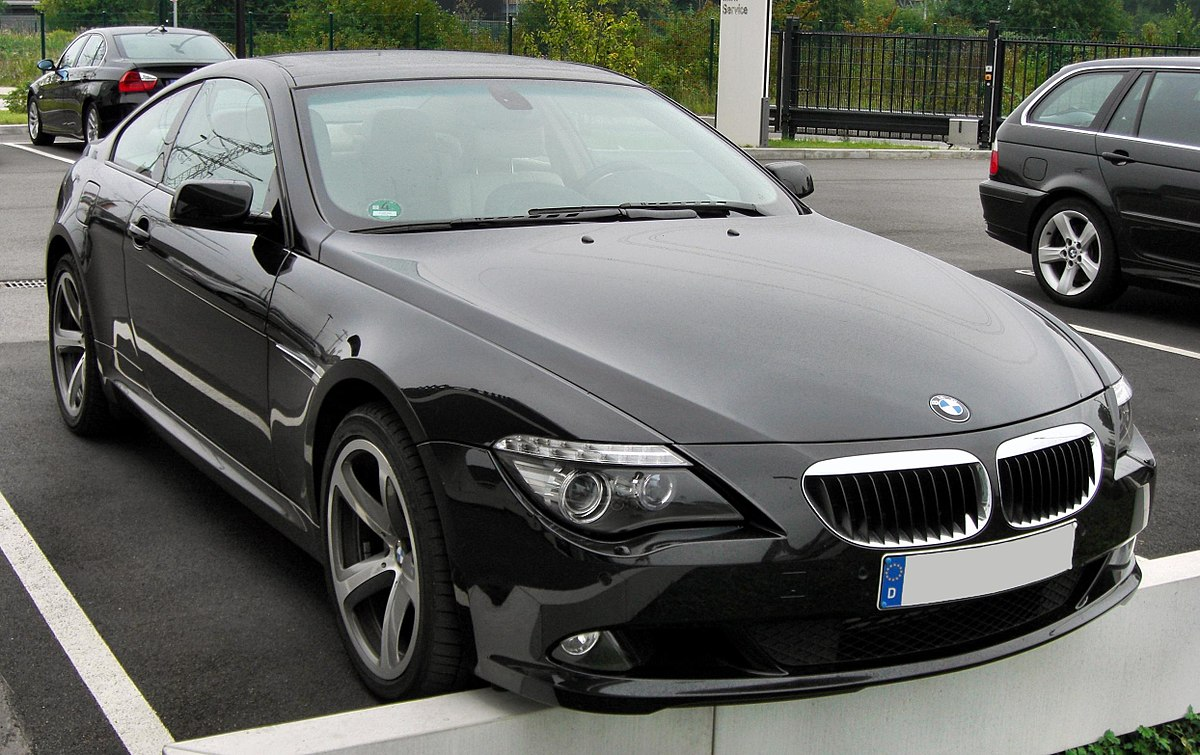 BMW Z4 I (E85/E86) Restyling 2005 - 2009 Coupe #6