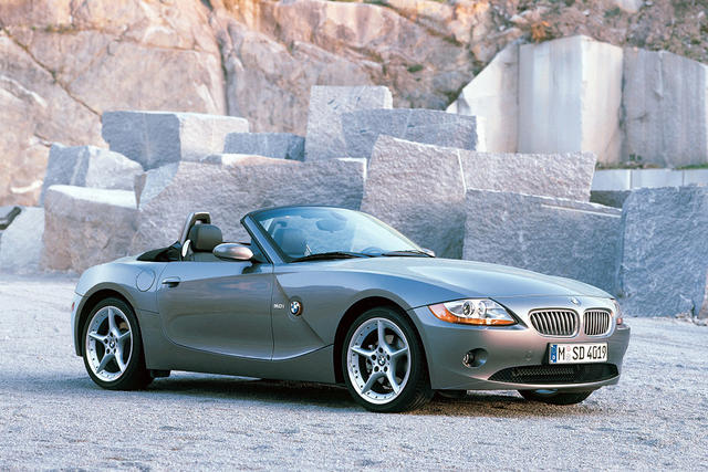 BMW Z4 I (E85/E86) Restyling 2005 - 2009 Coupe #4