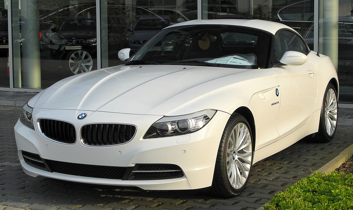 BMW Z4 I (E85/E86) Restyling 2005 - 2009 Coupe #7