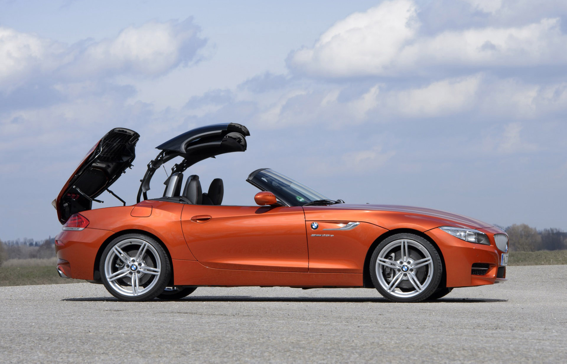 BMW Z4 II (E89) Restyling 2013 - 2016 Roadster #2