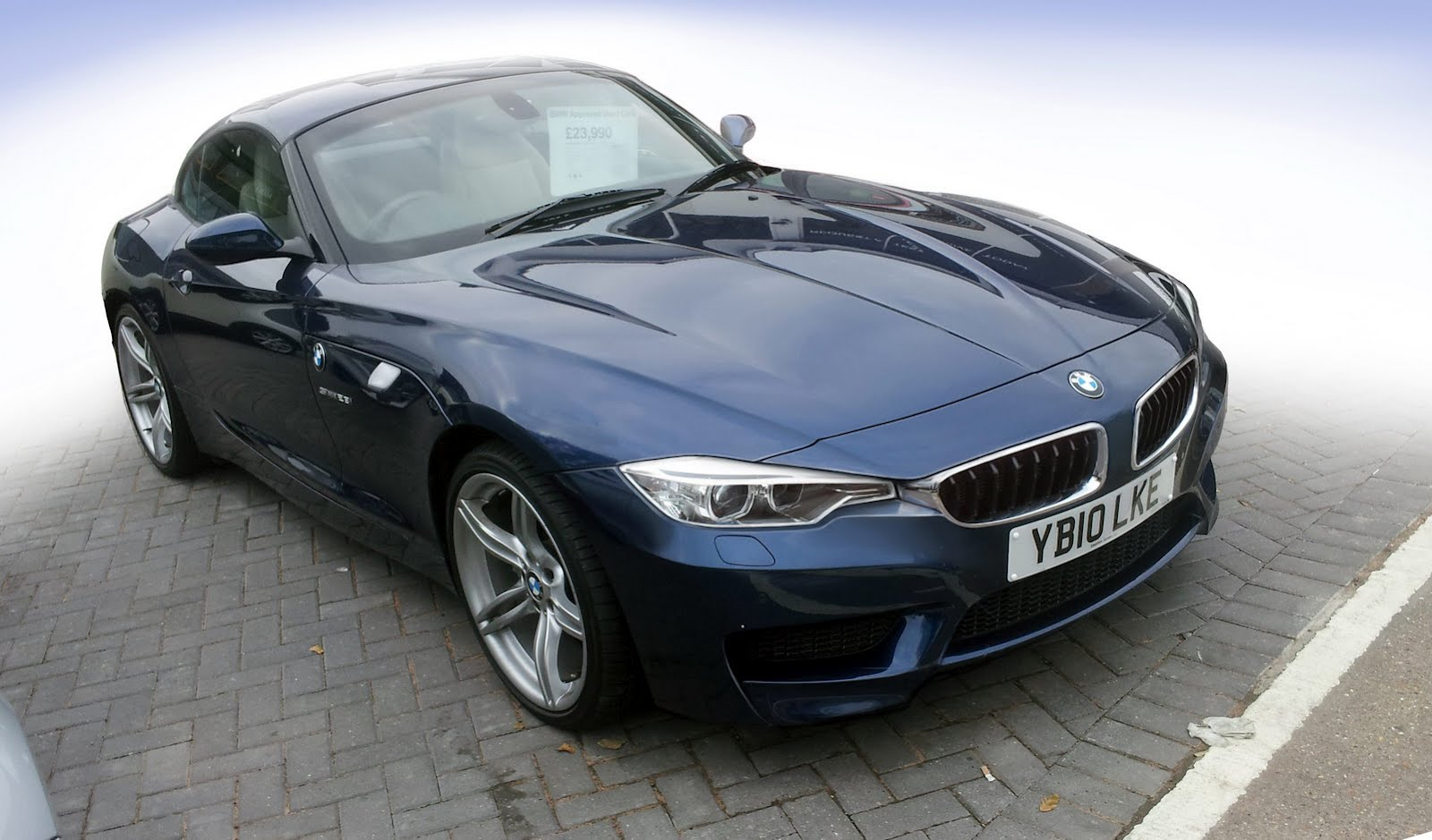 BMW Z4 II (E89) Restyling 2013 - 2016 Roadster #7
