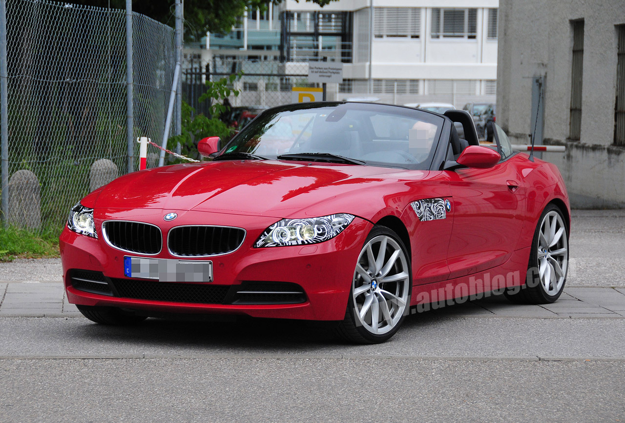 BMW Z4 II (E89) Restyling 2013 - 2016 Roadster #4