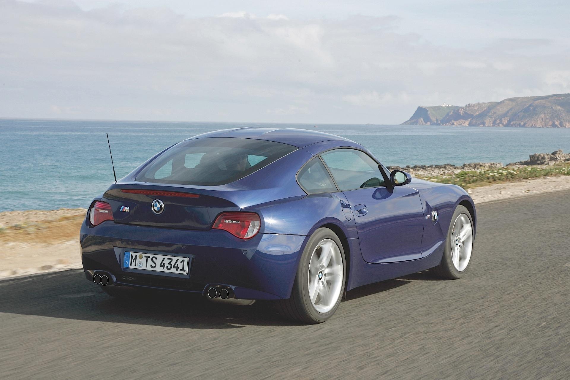 BMW Z4 M 2006 - 2008 Coupe #2