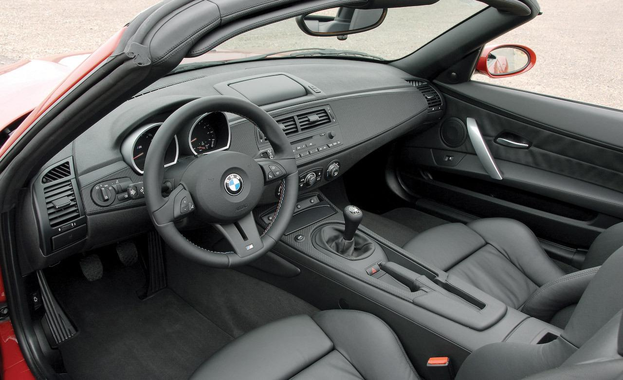 Bmw Z4 M 2006 2008 Coupe Outstanding Cars