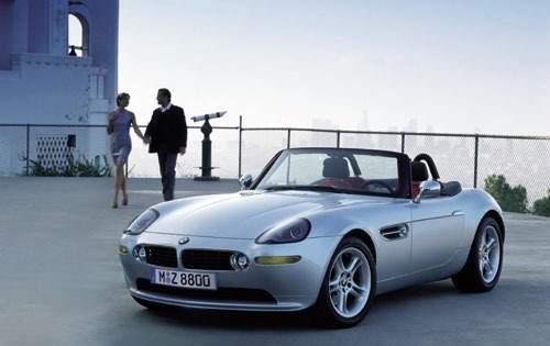 BMW Z8 2000 - 2003 Cabriolet #6