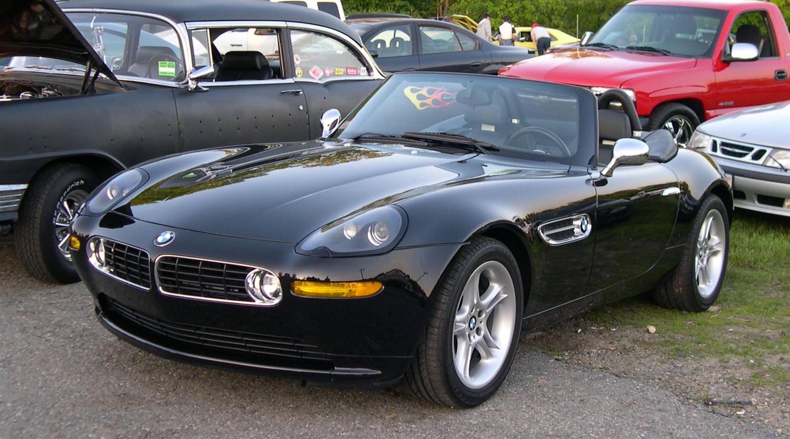 BMW Z8 2000 - 2003 Cabriolet #4