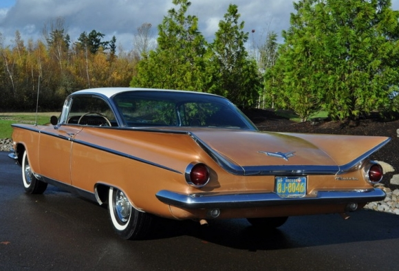 Buick Electra I 1959 - 1960 Sedan 2 door #5