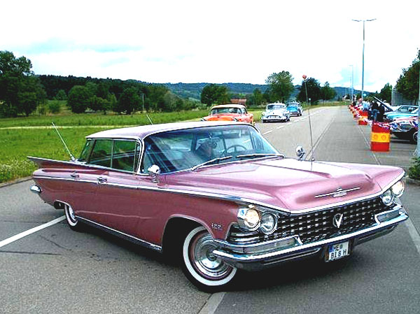 Buick Electra I 1959 - 1960 Sedan 2 door #8
