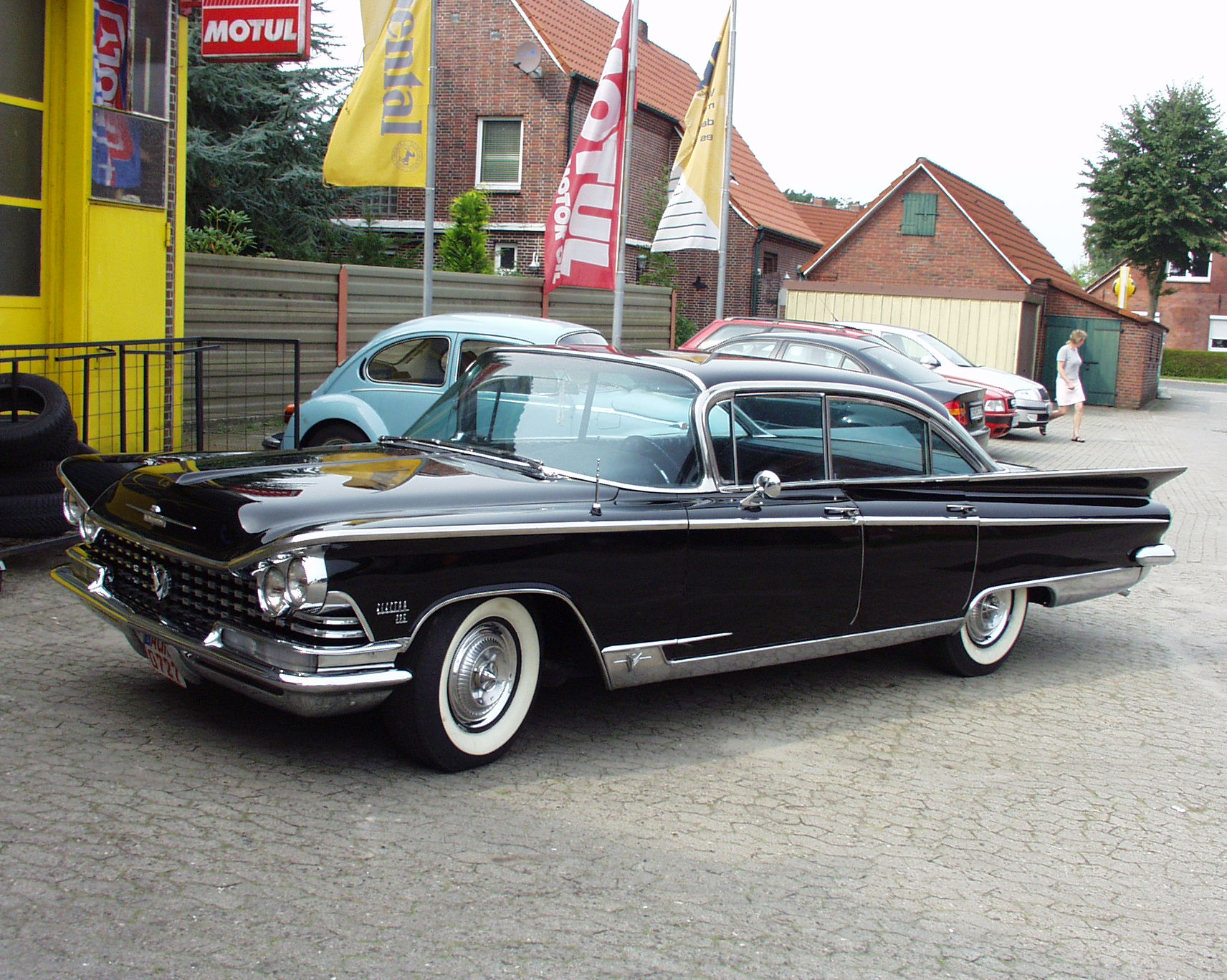 Buick Electra I 1959 - 1960 Sedan 2 door #6
