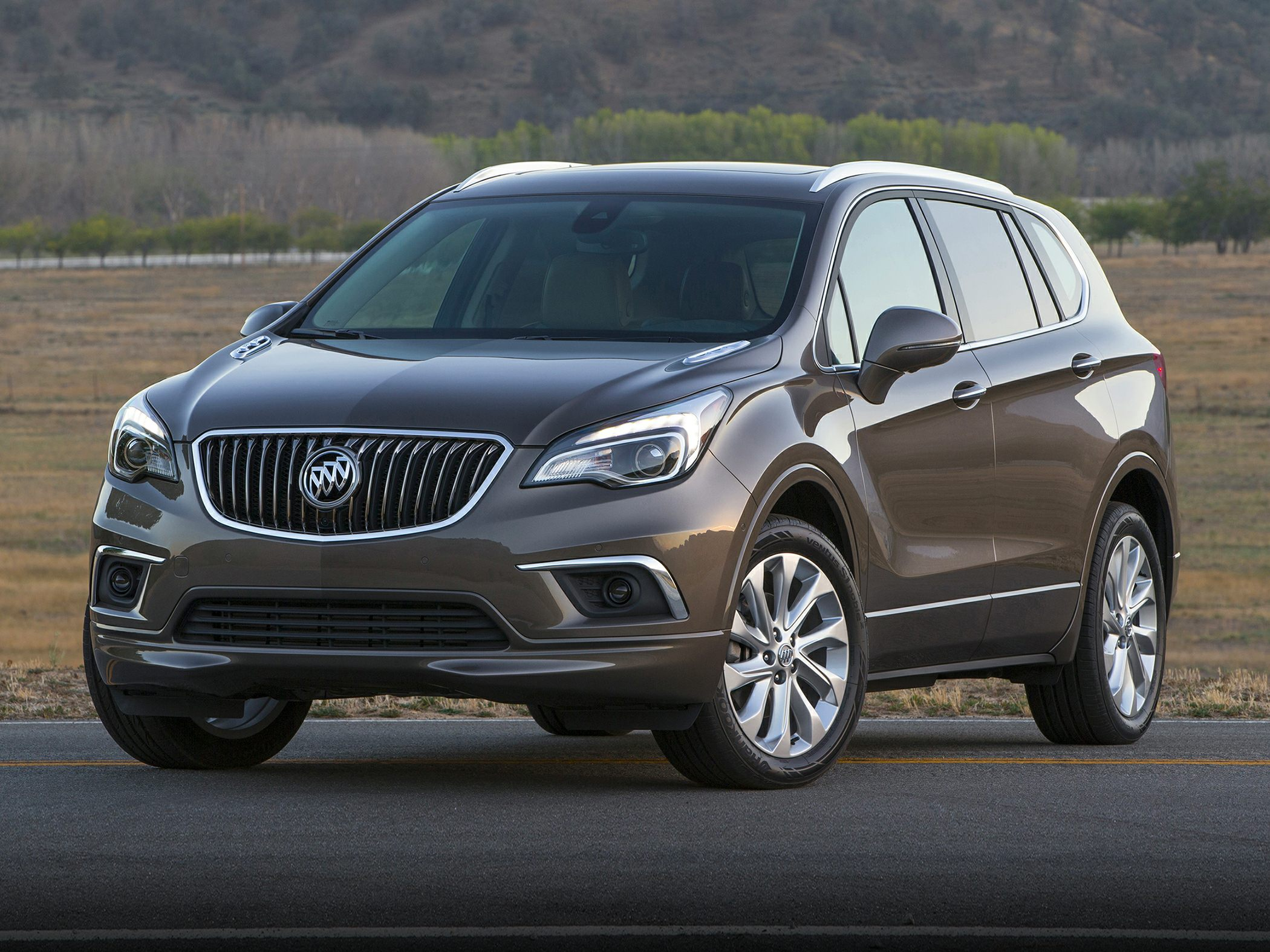 Buick Envision 2016 - now SUV 5 door #3