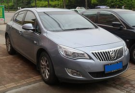 Buick Excelle I 2004 - 2007 Hatchback 5 door #8