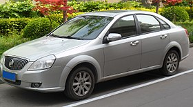 Buick Excelle I 2004 - 2007 Hatchback 5 door #7