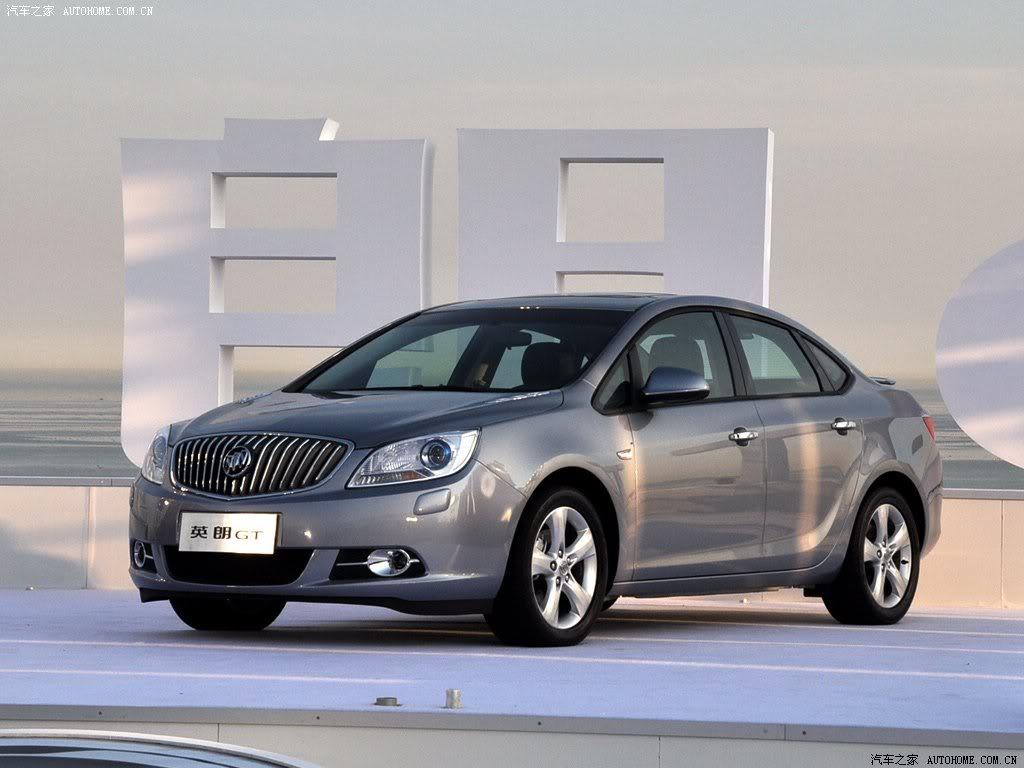 Buick Excelle II 2009 - now Sedan #4