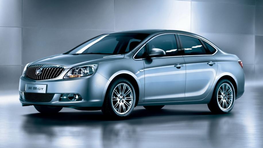 Buick Excelle II 2009 - now Sedan #8