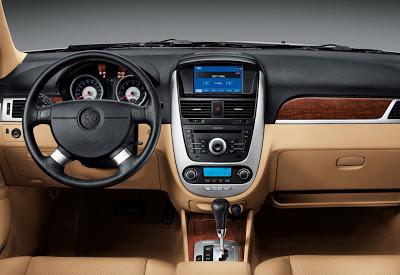 Buick Excelle II 2009 - now Sedan #1