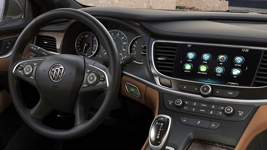 Buick Lucerne I Restyling 2008 - 2011 Sedan #7