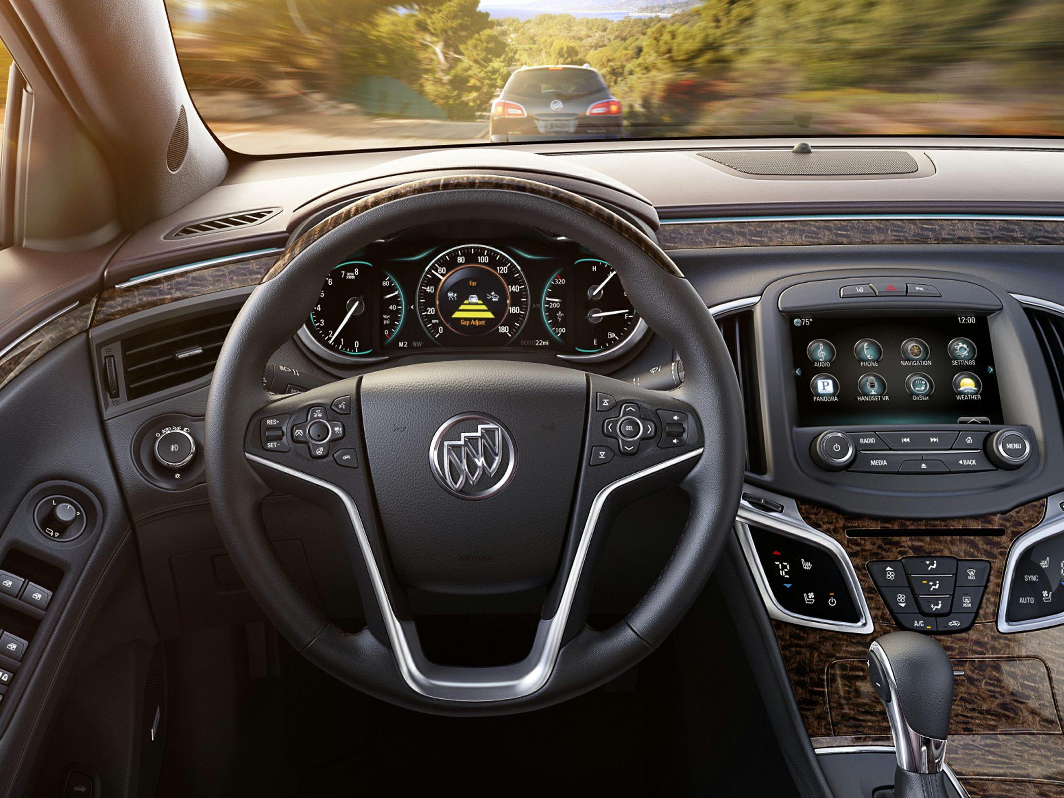 Buick LaCrosse III 2016 - now Sedan #5
