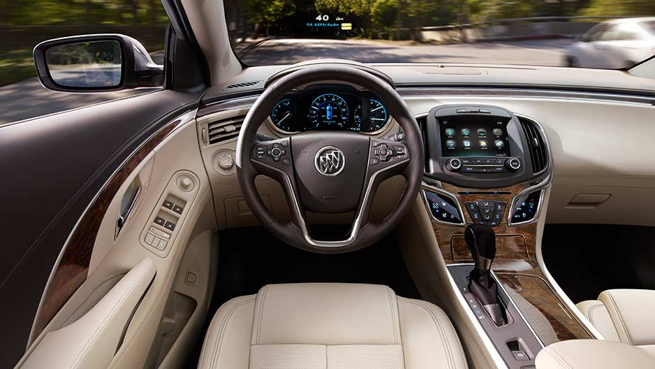 Buick LaCrosse III 2016 - now Sedan #6
