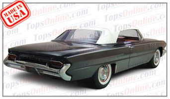 Buick LeSabre II 1961 - 1964 Cabriolet #5