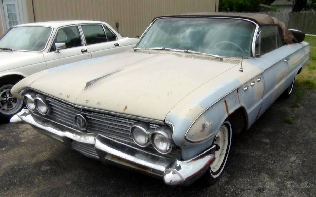 Buick LeSabre II 1961 - 1964 Cabriolet #3