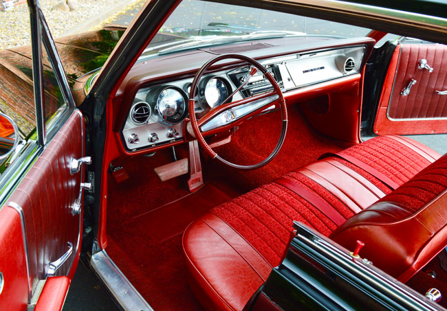 Buick LeSabre II 1961 - 1964 Cabriolet #8
