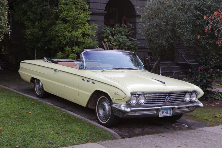 Buick LeSabre II 1961 - 1964 Cabriolet #6