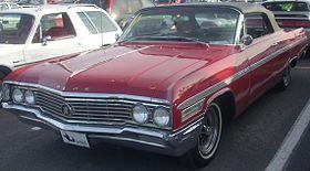Buick LeSabre II 1961 - 1964 Cabriolet #1