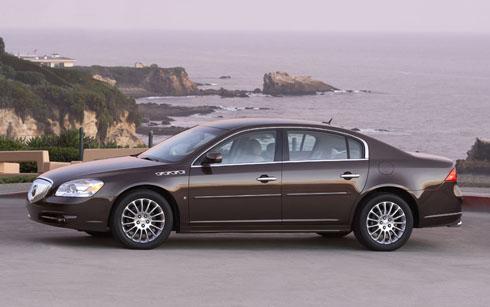 Buick Lucerne I Restyling 2008 - 2011 Sedan #3