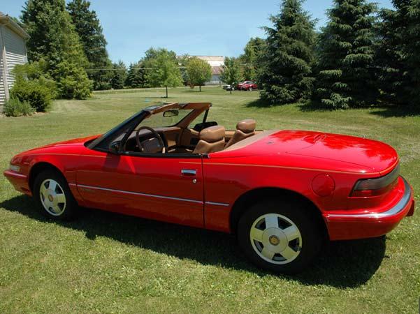 Buick Reatta 1988 - 1991 Cabriolet #3