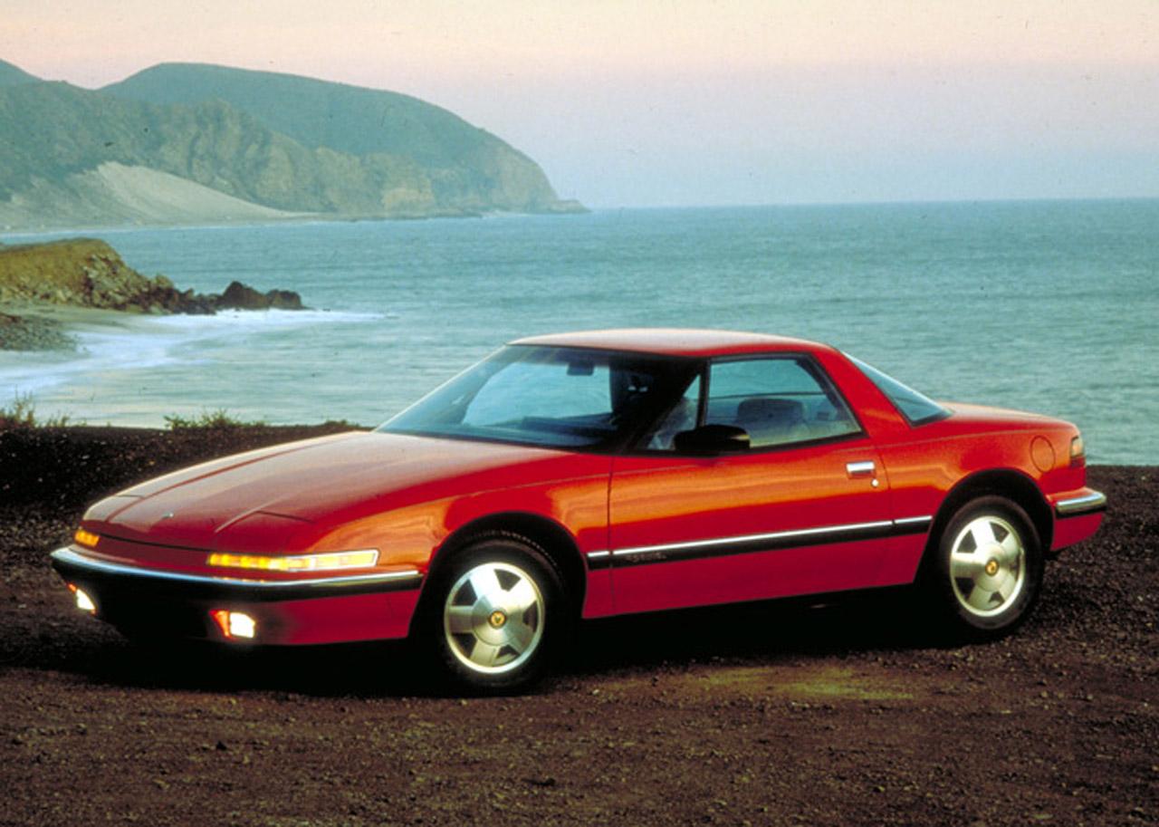 Buick Reatta 1988 - 1991 Cabriolet #2