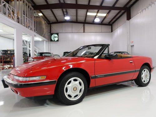Buick Reatta 1988 - 1991 Cabriolet #4