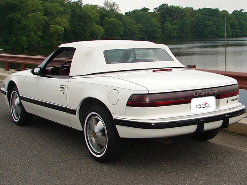 Buick Reatta 1988 - 1991 Cabriolet #1