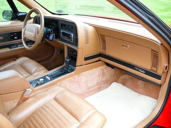 Buick Reatta 1988 - 1991 Cabriolet #6