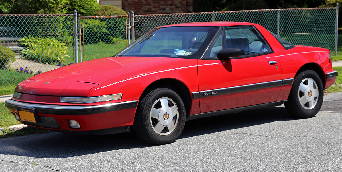 Buick Reatta 1988 - 1991 Cabriolet #8