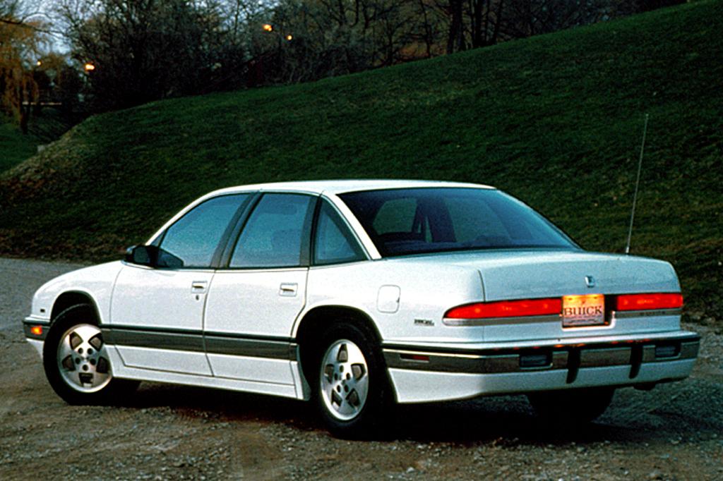 Buick Regal III 1988 - 1996 Coupe #6
