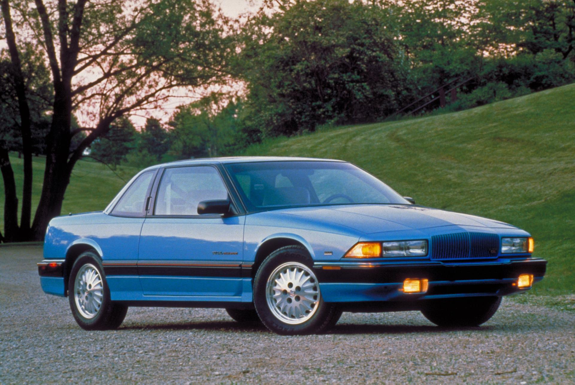 Buick Regal III 1988 - 1996 Coupe #5