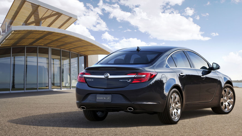 Buick Regal V Restyling 2013 - now Sedan #1