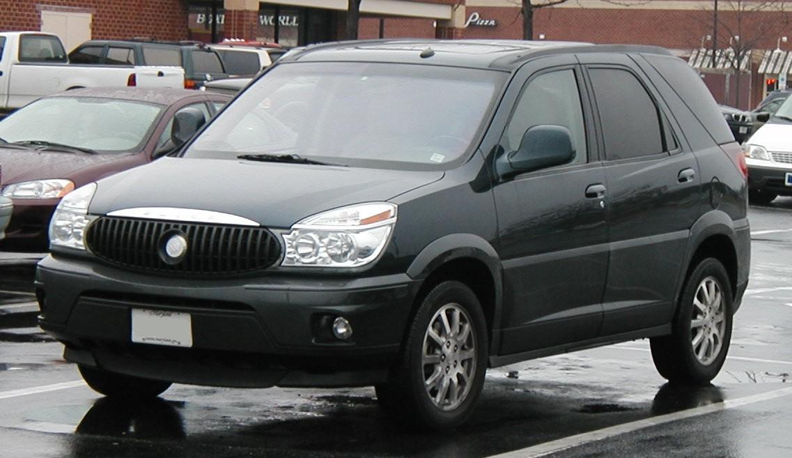 Buick Rendezvous 2001 - 2007 SUV 5 door #5