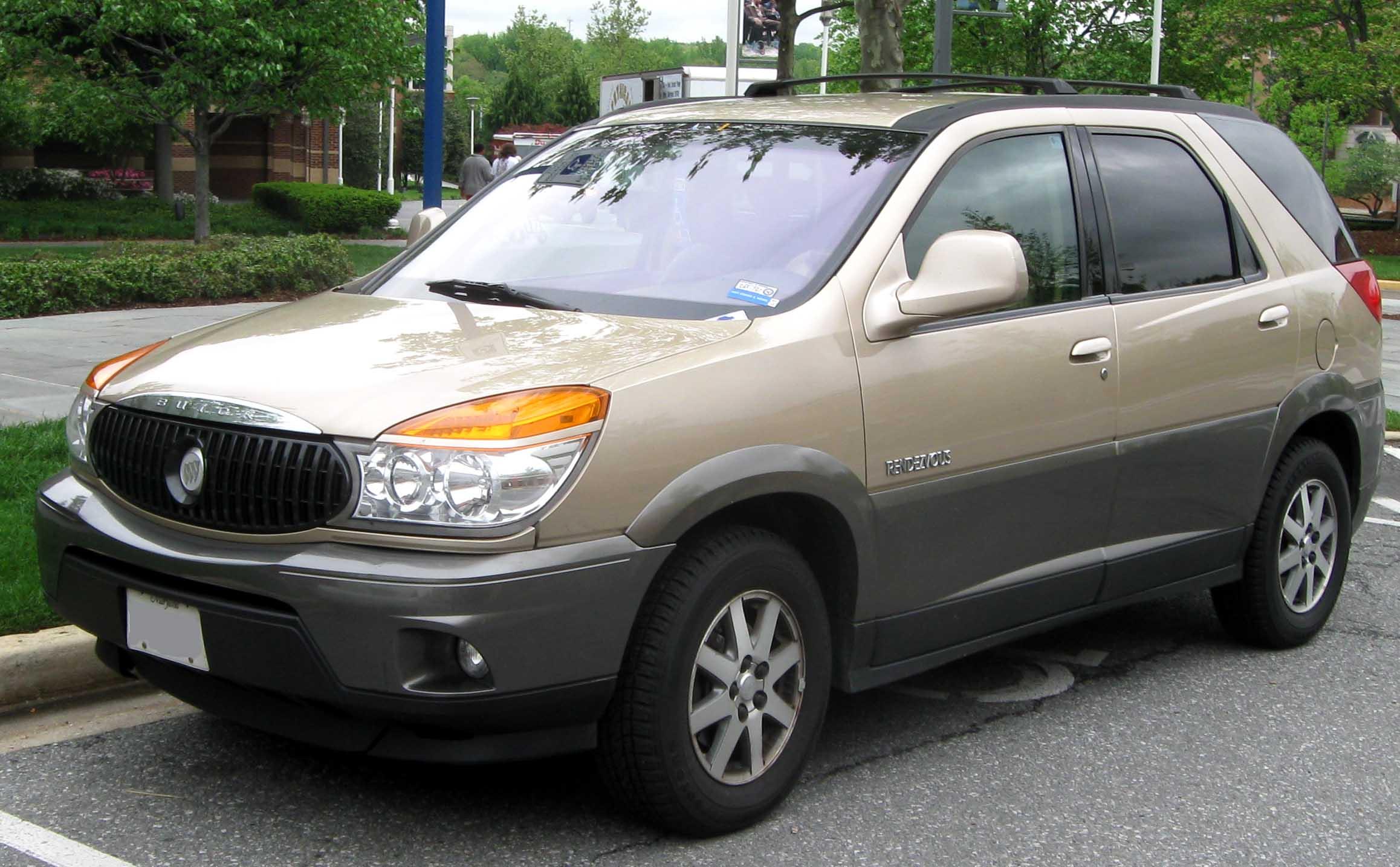 Buick Rendezvous 2001 - 2007 SUV 5 door #4