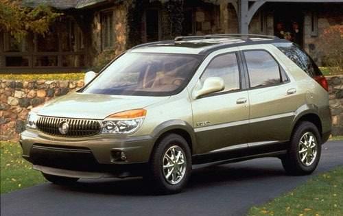 Buick Rendezvous 2001 - 2007 SUV 5 door #8