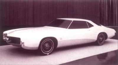 Buick Riviera II 1966 - 1970 Coupe #6