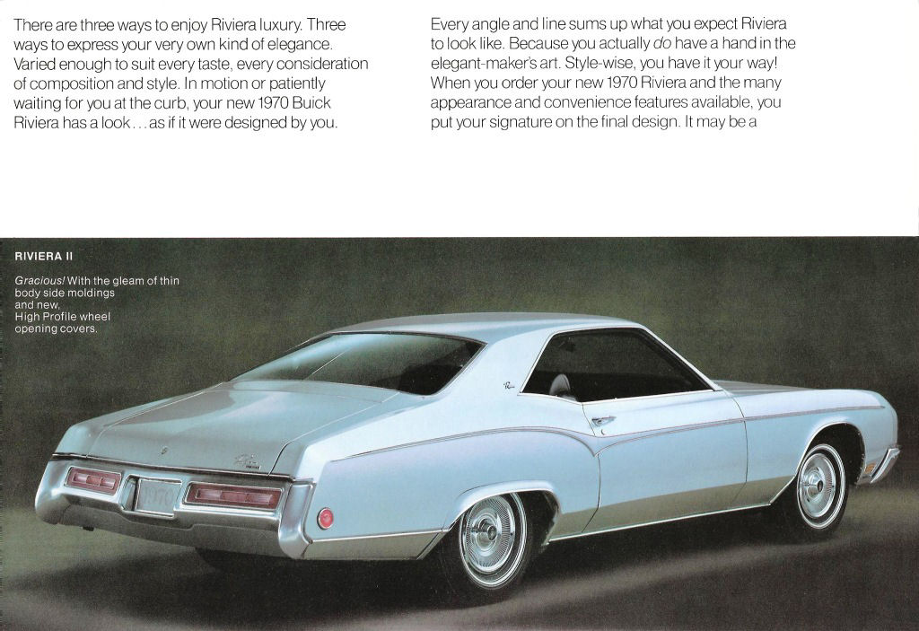Buick Riviera II 1966 - 1970 Coupe #2