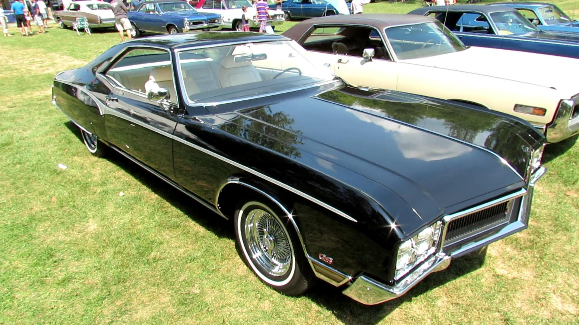 Buick Riviera II 1966 - 1970 Coupe #4